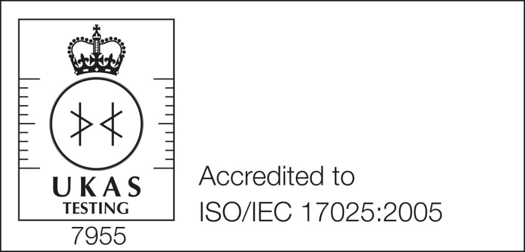 UKAS Testing 7955